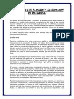 Informe de Mecanica de Fluidos Grupalllllllllllll