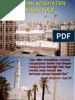 Panduan Kesihatan Jemaah Haji