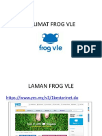 Taklimat Frog Vle