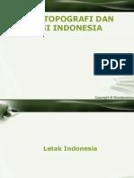 Letak Indonesia