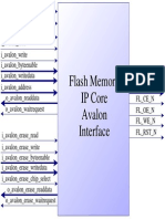 Fig Flash Avalon Interface