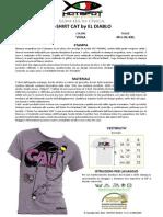 Tshirt Silure (HotSpot Design)