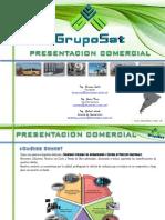 Presentacion Comercial Grupo SAT S.a. 2012 Rev2