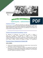 Boletín ETIS - Octubre 2006 - Número 04