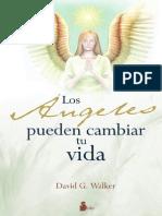 Los Ángeles Pueden Cambiar Tú Vida - David G. Walker