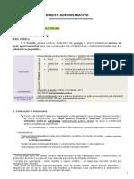 D. Administrativo 1