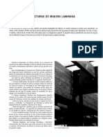 Uniones en Estructuras de Madera Laminada