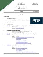 Agenda (34)