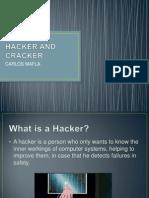 Hacker and Cracker