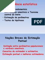 Inferência Estatística_2