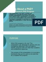 Finding Phd