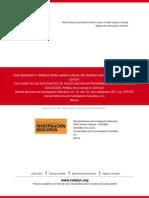 CULTURAS DE LOS ESTUDIANTES DE INVESTIGACIÓN EN PROGRAMAS DE DOCTORADO EN EDUCACIÓN. Reflejos de un