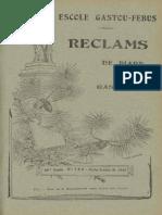 Reclams de Biarn e Gascougne. - Anade 49, n°07-09 (Garbe-Setéme 1945)