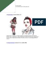 30 Fashion Illustrators You Can