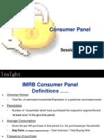 3.0 Consumer Panel