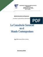 La Consultoria Gerencial