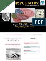 Tentir Neuropsychiatry Minggu II
