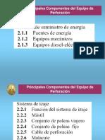 5. J. Diaz - Equipo de Perforacion - 2da Parte