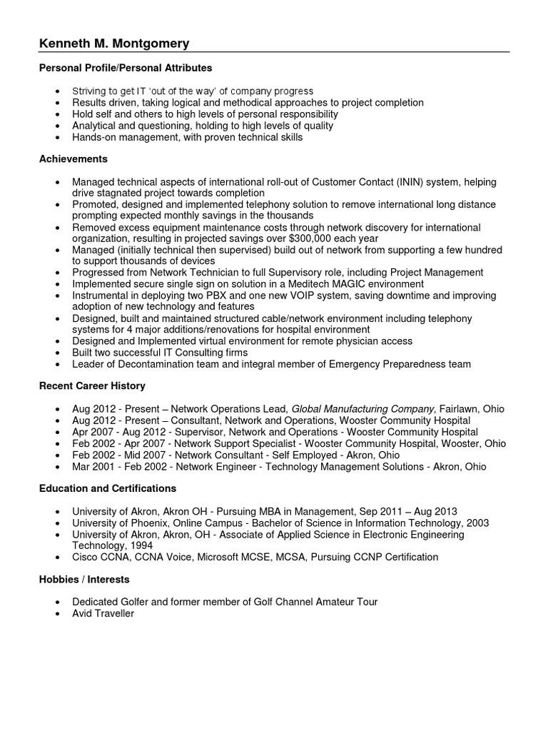 original it resume cisco systems cisco certifications
