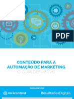 conteúdo para a automação de marketing -ebook