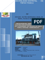 Pip Fotovoltaicos