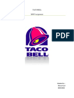 Taco Bell case analysis