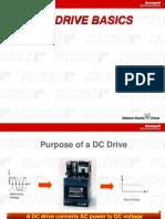 Basics of a DC Drive