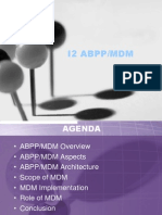 MDM Overview