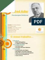 Alfred Adler - Trabalho Final