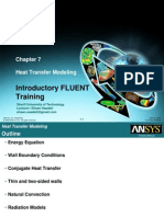 Fluent12 Lecture07 Heat Transfer