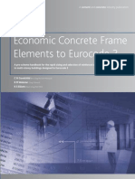 Economic Concrete Frame Elements to Ec2