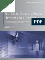 Economic Concrete Frame Elements to Ec2