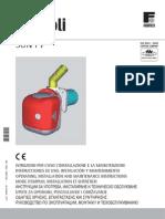 Manual Instrucciones SUN P7 Espanol