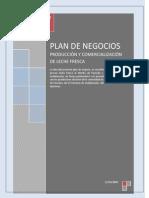 Plan de Negocio Argama _LECHE FRESCA
