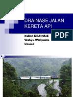 Drainase Rel