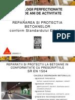 1. Repararea Si Protectia Betoanelor Conform en 1504 29.01.2013 50943