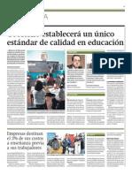 Gobierno establecerá un único estándar de calidad en educación.pdf