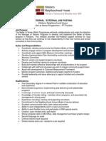 KNH BAH Programmer - Internal-External JP 2013