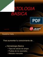 Principio de Hematologia