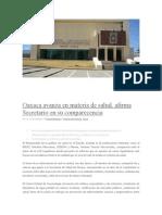12/12/13 Poligrafodigital Oaxaca Avanza en Materia de Salud
