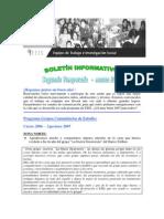 Boletín ETIS - Marzo 2007 - Número 06