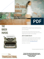 The Transcultural Female Hybrid- Green Papers Vol. 1 PDF