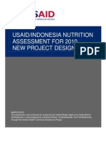 USAID Indonesia NutritionSitutationalAnalysis FINAL