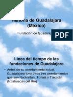 Historia de Guadalajara (México)