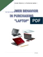MKT 344-Research on Consumer Behavior