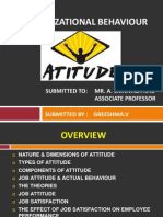 Attitude- Ob Submission, Greeshma