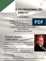 A FUNÇÃO PROMOCIONAL DO DIREITO - slides