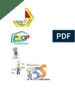 Animações e desenhos 5S