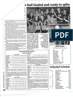 Volleyball From Paper 09240