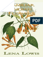 Lowis, Lena. Familiar Indian Flowers (1878)